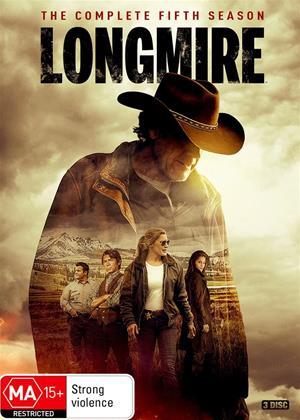 Rent Longmire: Series 5 Online DVD & Blu-ray Rental