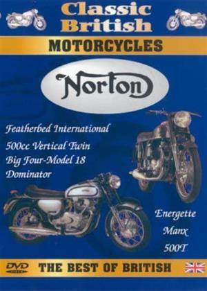 Rent Classic British Motorcycles: Norton Online DVD & Blu-ray Rental