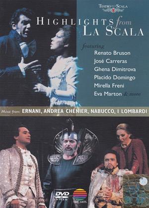 Rent Highlights from La Scala Online DVD & Blu-ray Rental