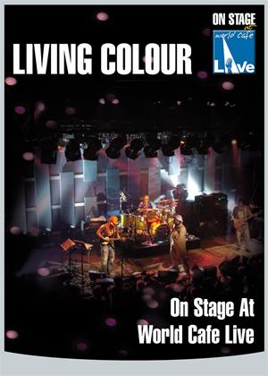 Rent Living Colour: On Stage at World Cafe: Live Online DVD & Blu-ray Rental