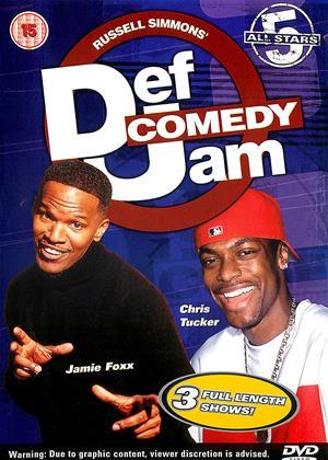 Rent Def Comedy Jam: Platinum Edition 5 Online DVD & Blu-ray Rental