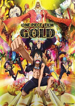 Rent One Piece Film: Gold Online DVD & Blu-ray Rental