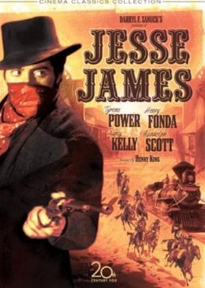 Rent Jesse James (aka Darryl F. Zanuck's Production of Jesse James) Online DVD & Blu-ray Rental