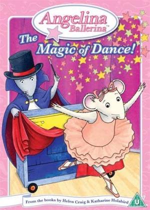 Rent Angelina Ballerina: The Magic of Dance Online DVD & Blu-ray Rental