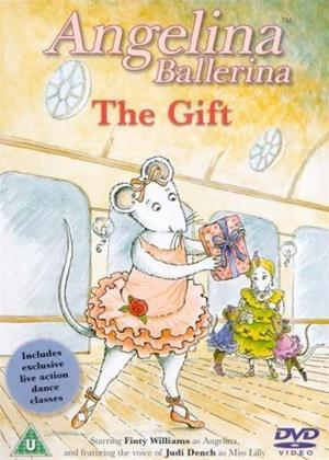 Rent Angelina Ballerina: The Gift Online DVD & Blu-ray Rental