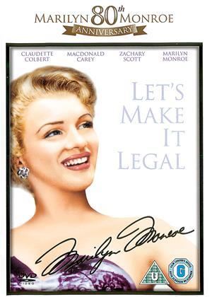 Rent Let's Make It Legal Online DVD & Blu-ray Rental