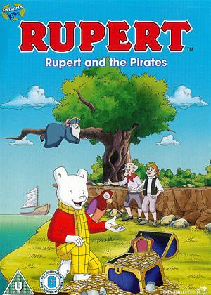 Rent Rupert: Rupert and the Pirates Online DVD & Blu-ray Rental