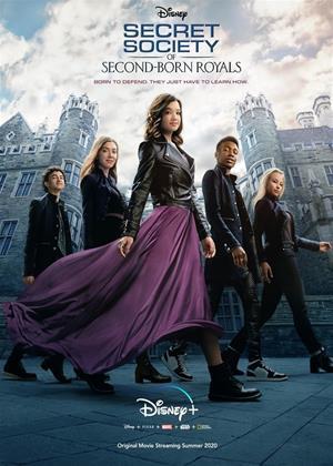 Rent Secret Society of Second Born Royals (aka Secret Society of Second-Born Royals) Online DVD & Blu-ray Rental