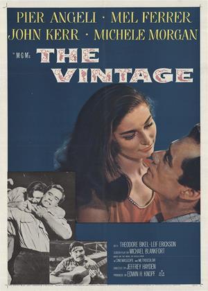 Rent The Vintage Online DVD & Blu-ray Rental