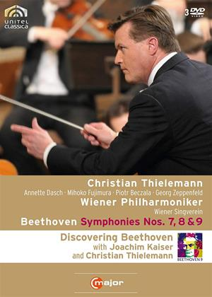 Rent Beethoven: Symphonies 7, 8 and 9 (Christian Thielemann) Online DVD & Blu-ray Rental