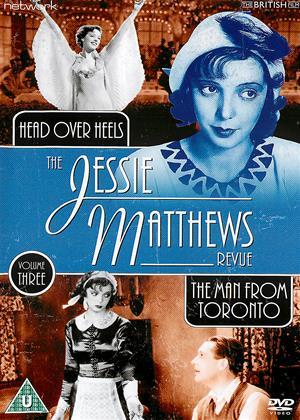 Rent The Jessie Matthews Revue: Vol.3 (aka The Man from Toronto / Head Over Heels (Head Over Heels in Love)) Online DVD & Blu-ray Rental