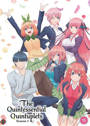 Rent The Quintessential Quintuplets: Series 1 (aka Go-Toubun no Hanayome) Online DVD & Blu-ray Rental
