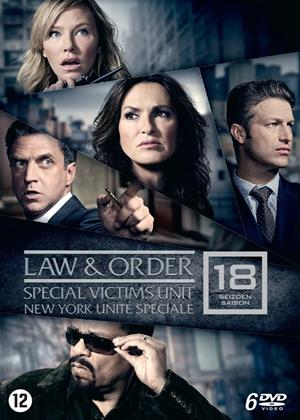 Rent Law and Order: Special Victims Unit: Series 18 Online DVD & Blu-ray Rental