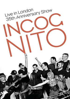 Rent Incognito: Live in London: 35th Anniversary Show Online DVD & Blu-ray Rental