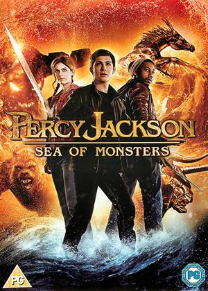 Rent Percy Jackson: Sea of Monsters (aka Percy Jackson & The Olympians: The Sea of Monsters) Online DVD & Blu-ray Rental