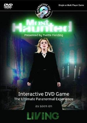 Rent Most Haunted (aka Most Haunted Interactive DVD Game) Online DVD & Blu-ray Rental
