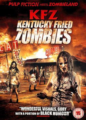 Rent KFZ: Kentucky Fried Zombies (aka Die-ner (Get It?)) Online DVD & Blu-ray Rental