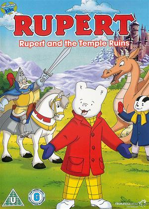 Rent Rupert and the Temple Ruins Online DVD & Blu-ray Rental