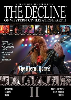Rent The Decline of Western Civilization: Part II: The Metal Years Online DVD & Blu-ray Rental
