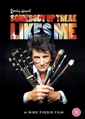 Rent Somebody Up There Likes Me (aka Ronnie Wood: Somebody Up There Likes Me) Online DVD & Blu-ray Rental