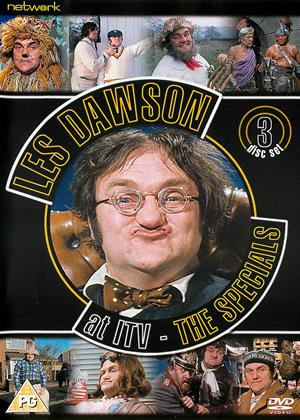 Rent Les Dawson at ITV: The Specials Online DVD & Blu-ray Rental