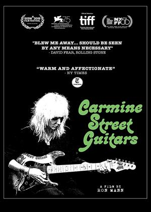 Rent Carmine Street Guitars Online DVD & Blu-ray Rental