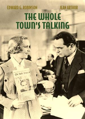 Rent The Whole Town's Talking Online DVD & Blu-ray Rental