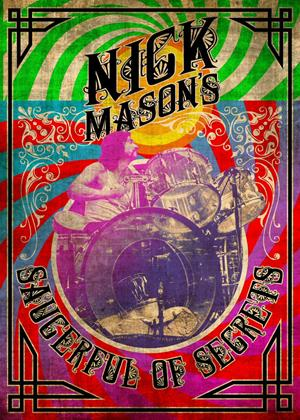 Rent Nick Mason's Saucerful of Secrets: Live at the Roundhouse Online DVD & Blu-ray Rental