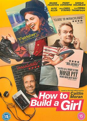 Rent How to Build a Girl Online DVD & Blu-ray Rental