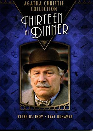 Rent Thirteen at Dinner (aka Agatha Christie's Thirteen at Dinner) Online DVD & Blu-ray Rental