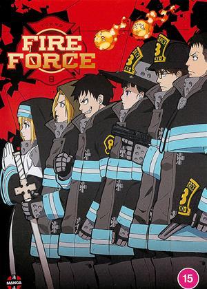 Rent Fire Force: Series 1: Part 2 Online DVD & Blu-ray Rental