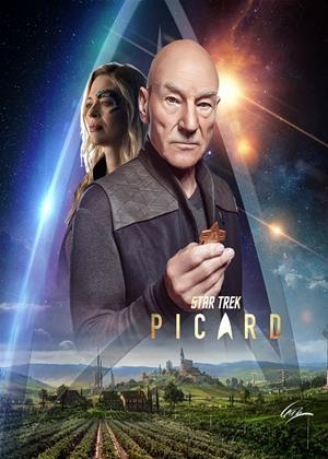 Rent Star Trek: Picard: Series 2 Online DVD & Blu-ray Rental