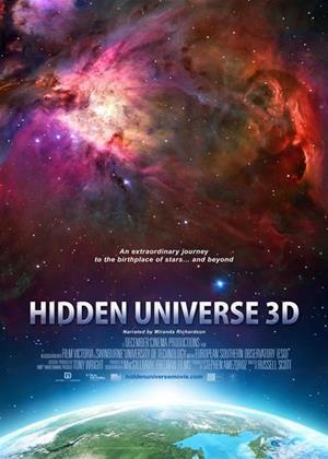 Rent Hidden Universe (aka Hidden Universe 3D) Online DVD & Blu-ray Rental