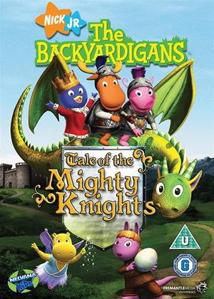 Rent Backyardigans: The Tale of The Mighty Knights Online DVD & Blu-ray Rental