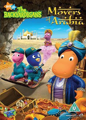 Rent Backyardigans: Movers of Arabia Online DVD & Blu-ray Rental