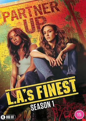 Rent L.A.'s Finest: Series 1 Online DVD & Blu-ray Rental