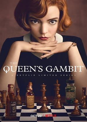 Rent The Queen's Gambit Online DVD & Blu-ray Rental