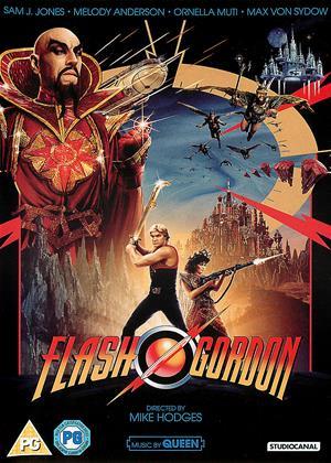Rent Flash Gordon Online DVD & Blu-ray Rental