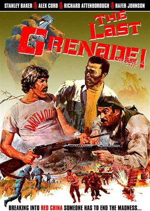 Rent The Last Grenade (aka The Ordeal of Major Grisby) Online DVD & Blu-ray Rental
