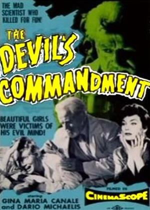 Rent The Devil's Commandment (aka Lust of the Vampire / I vampiri) Online DVD & Blu-ray Rental