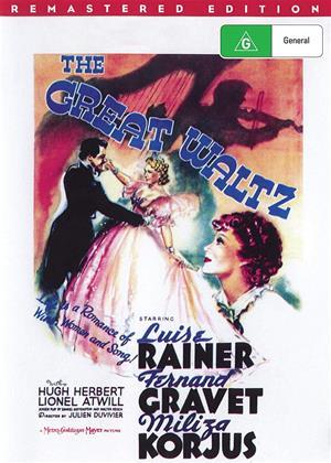 Rent The Great Waltz (aka The Life of Johann Strauss) Online DVD & Blu-ray Rental