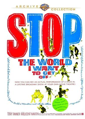 Rent Stop the World: I Want to Get Off Online DVD & Blu-ray Rental