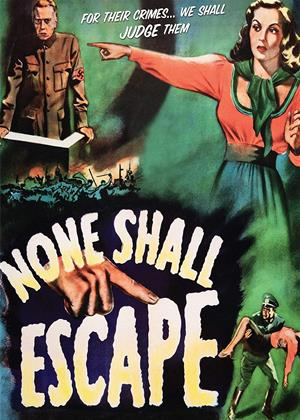 Rent None Shall Escape Online DVD & Blu-ray Rental