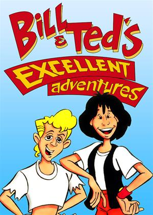 Rent Bill and Ted's Excellent Adventure (aka Bill & Ted's Excellent Adventures: The Animated Series) Online DVD & Blu-ray Rental