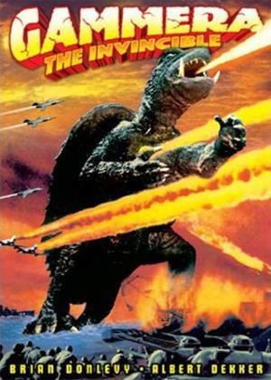 Rent Gamera: The Invincible (aka Gammera the Invincible) Online DVD & Blu-ray Rental