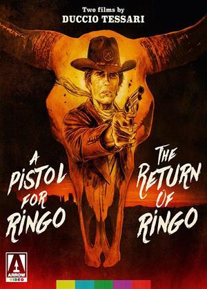 Rent A Pistol for Ringo / The Return of Ringo (aka Una pistola per Ringo / Il ritorno di Ringo) Online DVD & Blu-ray Rental