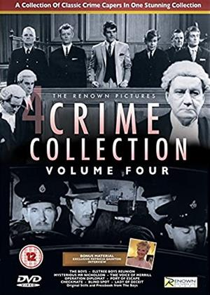 Rent The Renown Pictures Crime Collection: Vol.4 Online DVD & Blu-ray Rental