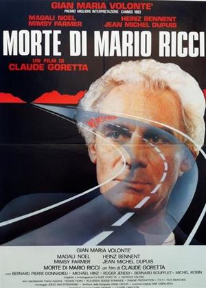 Rent The Death of Mario Ricci (aka La mort de Mario Ricci) Online DVD & Blu-ray Rental