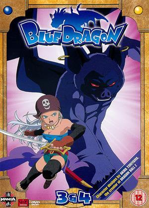 Rent Blue Dragon: Vol.3 and 4 (aka Buru Doragon: Vol.3 and 4) Online DVD & Blu-ray Rental
