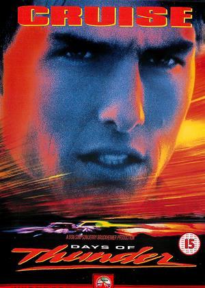 Rent Days of Thunder Online DVD & Blu-ray Rental